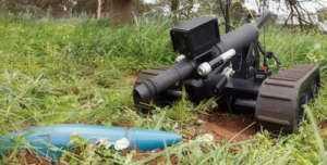 Новая технология обезвреживания самодельных взрывных устройств