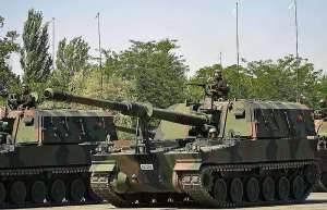 MKEK решила проблему с двигателем для САУ Т-155 Firtina