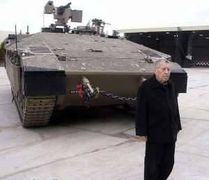 Тал (Талик) - израильский генерал-майор, «отец Merkava»