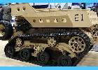Textronпредлагает гибридные беспилотные машины Grizzly для американской программы многоцелевой транспортной машины Squad.