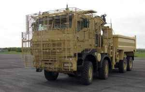Iveco Defence Vehicles завершает поставку более 200 тяжелых грузовиков Министерству обороны Великобритании