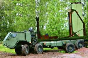 Пусковая установка Umkhonto для наземных сил производства фирмы Denel Dynamics (ЮАР)
