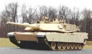 Основной боевой танк M1A2 Abrams