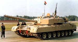 Танк Arjun