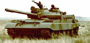 Модернизированный Т-55
