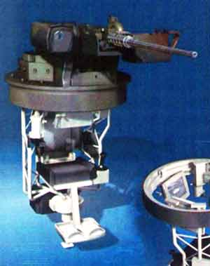 Боевой модуль Twister
