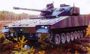 Боевая машина пехоты CV9035 MK III