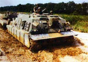 БРЭМ M88A2 Hercules