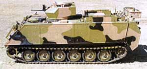 Модернизированных M113