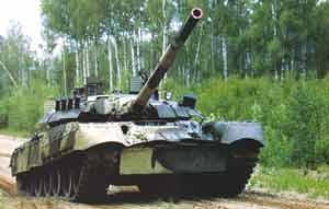 Tанк Т-80