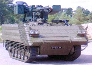 Модернизированный бронетранспортер FV432