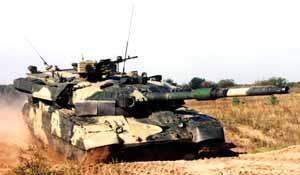 Основной боевой танк Ятаган