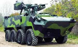 PANDUR II c vjlektv RCWS-30