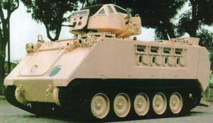 Модернизированный M-113