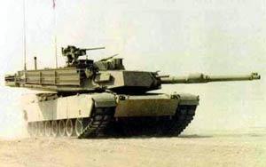 Основные боевые танки  M1A1 Abrams должны поступить на вооружение Австралийской Армии