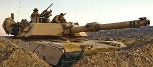 Abrams M1A1