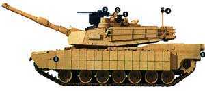 General Dynamics получает 57 миллионов долларов на работы по модернизации танков  Abrams