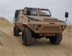 ACMAT представляет Bastion PATSAS - новое поколение бронированных машин