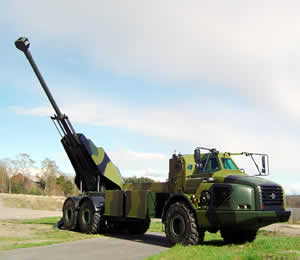 BAE Systems Bofors Archer