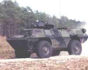 Textron поставит армии США бронированных машин ASV на $62 млн