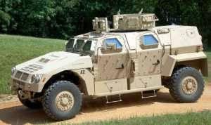 BAE Systems добавляет Northrop Grumman к своей группе JLTV