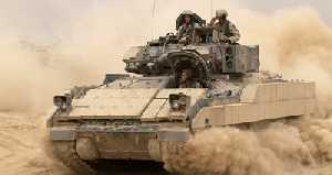 Современная защита для боевых машин (часть 1)