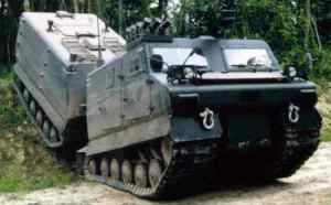 ST Kinetics завершила поставку бронетранспортеров Warthog