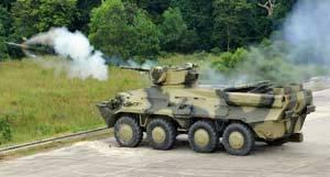 «Укрспецэкспорт» подписал контракт на поставку 121 единицы бронетехники в Королевство Таиланд