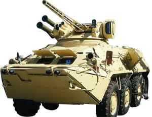Тайланд начал получать из Украины БТР-3Е1