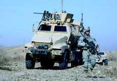 Фирма BAE Systems заключила контракт на сумму  $23.8 миллиона на запасные части и обслуживание противоминных  бронированных маш