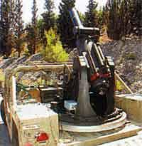 120 мм самоходная минометная система ADAMS на базе HMMWV