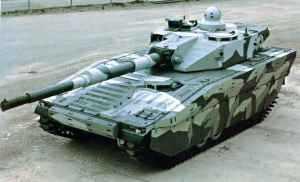Великобритания сталкивается с проблемами при модернизации пушки ее основного боевого танка