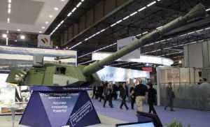105 мм орудие Cockerill CT-CV (TM) получило ракетный потенциал благодаря ГСКТБ Луч
