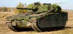 БМП CV90 поступает на вооружение голландской армии