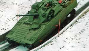 Развитие семейства гусеничных машин CV90