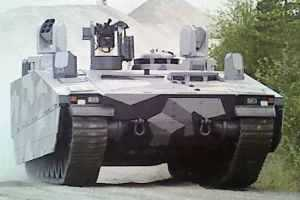 Фирма BAE Systems наращивает выпуск СV90
