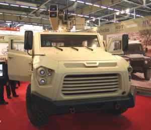 Textron Marine & Land Systems совместно с MDT предлагает для израильского рынка Tiger