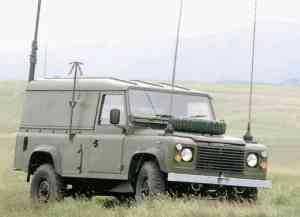 Новая линейка машин Defender FFR