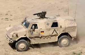 Норвежская армия закупает DINGO 2