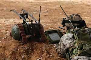 Роботы семейства VIPeR могут спасти жизнь воинов при выполнении различных боевых задач