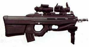 FN Herstal's F2000