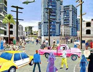 Технология игр помогает создавать живые города