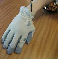 RallyPoint разработала боевые компьютеризированные перчатки