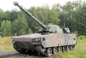 Anders с башней CT-CV 105 мм