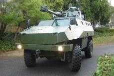 BAE Systems приобретает южноафриканскую легкую бронированную машину Iguana
