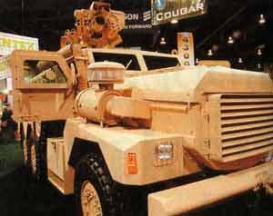 BAE разрабатывает бронемашины 4х4 для Ирака