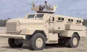 BAE Systems получает более $9 млн за 9 машин ILAV