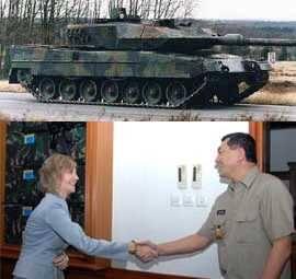 Информационный центр Министерства обороны Индонезии сообщил о договоренностях относительно закупки немецкой бронетехники