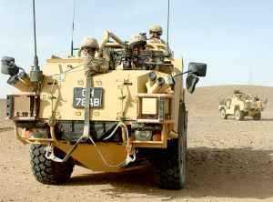 Огневая мощь и маневренность выделяют патрульные машины Jackal в отдельных класс боевых автотранспортных средств