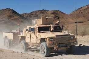 Lockheed Martin получает 65 миллионов долларов на пректирование и изготовление JLTV